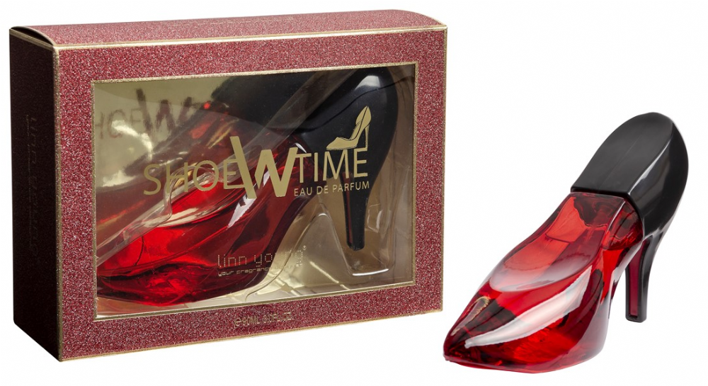 Linn Young Shoetime Red 90ml EDP Ladies Perfume